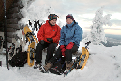 WINTERSAFARIS IN LEVI - LAPPLAND