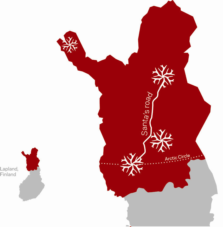 Santas-Hotels-in-Lappland